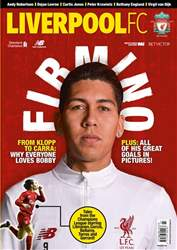 Liverpool FC Magazine issue Mar-18
