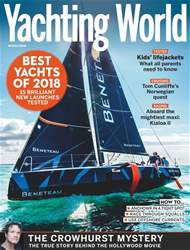 Yachting World issue March 2018