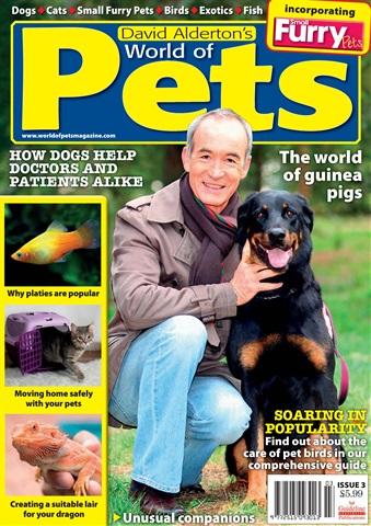 World of Pets Magazine issue MarApr 2018