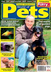 World of Pets Magazine issue MarApr 2018