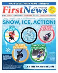 First News Issue 608 issue First News Issue 608