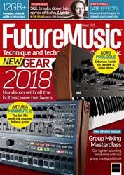 Future Music issue March 2018