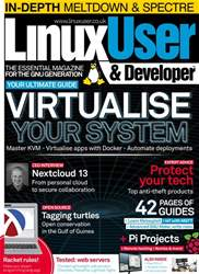 Linux User and Developer issue Issue 188