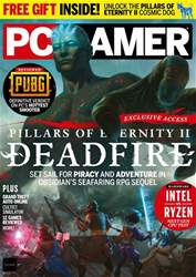 PC Gamer (UK Edition) issue March 2018