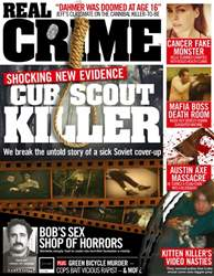 Real Crime issue Issue 34