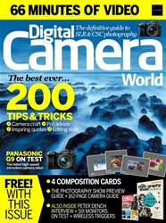 Digital Camera World issue Digital Camera World