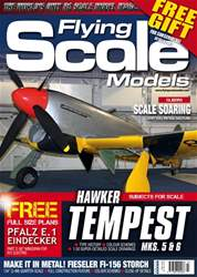Flying Scale Models issue March 2018