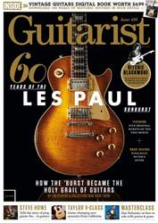 Guitarist issue March 2018