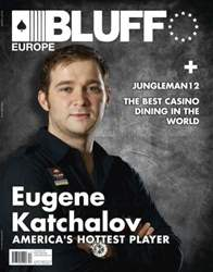 Bluff Europe February 2012  issue Bluff Europe February 2012