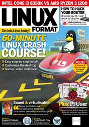 Linux Format issue March 2018