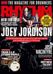 Rhythm issue March 2018