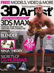 3D Artist issue Issue 116
