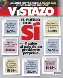 Revista Vistazo issue VISTAZO 1211