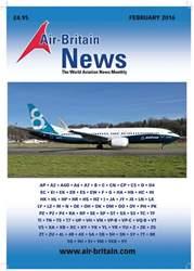 Air Britain Magazine Magazine Cover