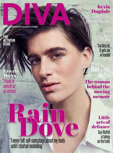 Αποτέλεσμα εικόνας για DIVA Magazine - March 2018
