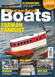Model Boats issue Mar-18