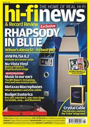 Hi-Fi News issue Mar-18