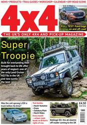 4x4 Magazine incorporating Total Off-Road issue March 2018