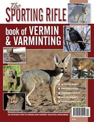 Sp Rifle Vermin & Varminting Magazine Cover