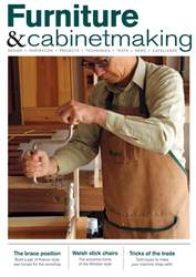 Furniture & Cabinetmaking issue March 2018