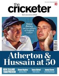 The Cricketer Magazine issue March 2018