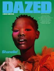 Dazed Magazine issue Spring 2018