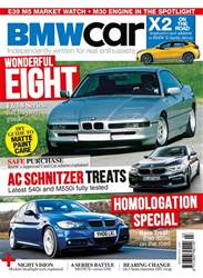 BMW Car issue March 2018