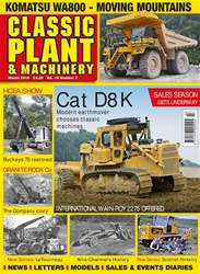 Classic Plant & Machinery issue March 2018