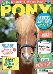 Pony Magazine issue PONY Magazine – Spring 2018