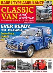Classic Van & Pick-up issue March 2018