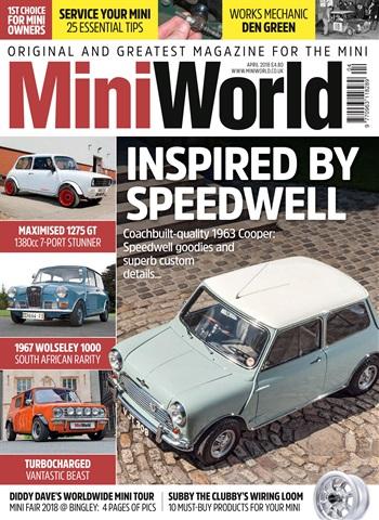 Mini World issue April 2018