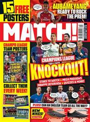 Match issue 13 February 2018