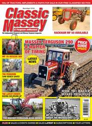 Classic Massey issue Mar/Apr 2018