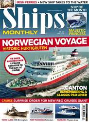 Ships Monthly issue April 2018