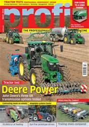 Profi International issue March 2018