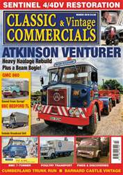 Classic & Vintage Commercials issue March 2018