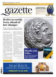 Antiques Trade Gazette issue 2329