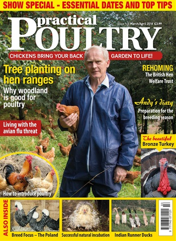 Practical Poultry issue March/April 2018