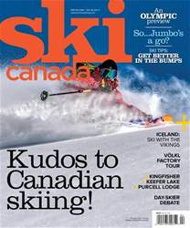 Ski Canada issue Winter 2018
