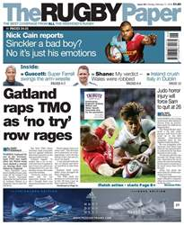 The Rugby Paper issue 11th February 2018