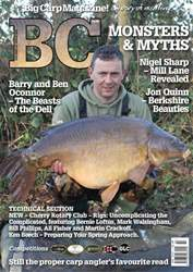 Big Carp Magazine issue Big Carp 260