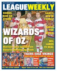 League Weekly issue 812