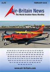 Air Britain Magazine issue Feb-18