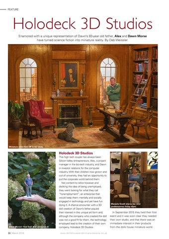 Dolls House and Miniature Scene Preview 30