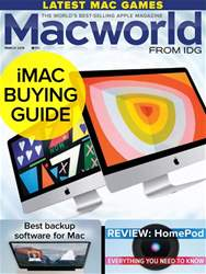 Macworld UK issue Mar-18