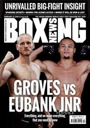 Boxing News issue 13/02/2018