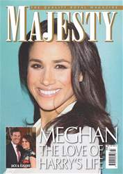 Majesty Magazine issue March 2018