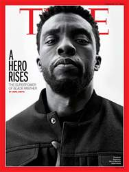 Time Magazine issue 19th February 2018