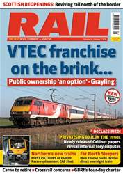 Rail issue Issue 846