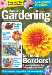 Amateur Gardening issue 17th February 2018